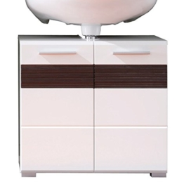 Waschbeckenunterschrank von Mezzo in weiß